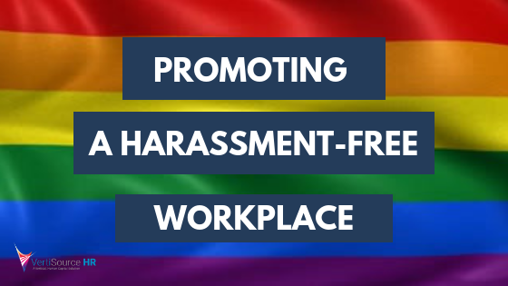 Promoting a Harassment-Free Workplace