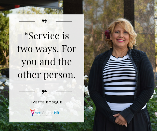 #HumanTouch Spotlight: Ivette Bosque