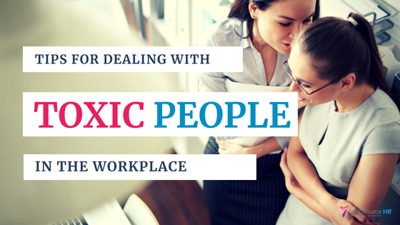 How to Eliminate Toxic Talk in the Workplace
