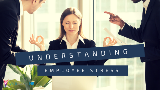 3 Things to Understand about Employee Stress