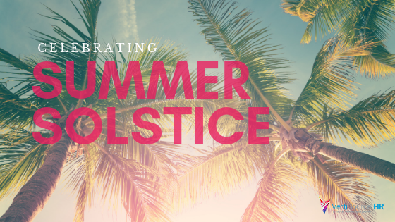 How to Celebrate the Summer Solstice in the Office